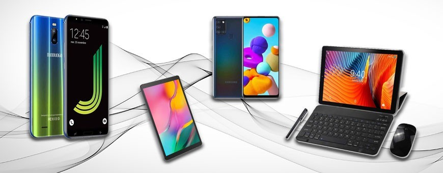 Mobiles & tablettes